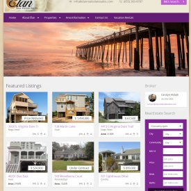 Web Development | Elan Real Estate Sales