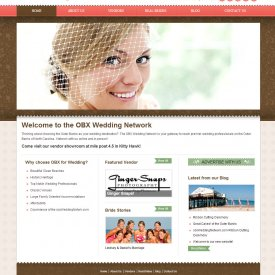 Web Development | OBX Wedding Network
