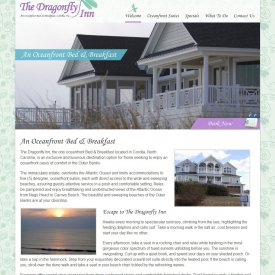 Web Development | Dragon Fly Inn