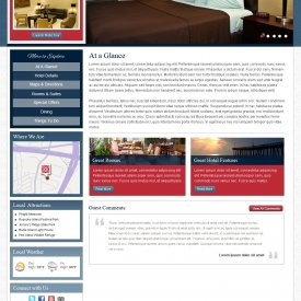 Web Development & Design | Hilton Garden Inn